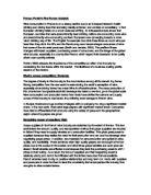 pest analysis of next plc