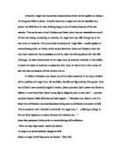 Essay Thesis Statement Examples In Miltons Paradise Lost Satan One Of The Main Characters In The Story  Exhibits  Essay On Science And Society also Thesis Essay Examples Who Deserved His Fate More Hippolytus Or Oedipus The Satisfaction  English Essays Examples