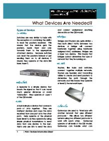 wan devices essay