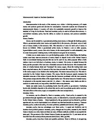 macroeconomics impact on business operations essay View full essay 2 macroeconomic impact on business operations choose a country in which hyperinflation has happened and discuss the macroeconomics issues.