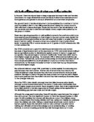 uk oligopoly supermarket industry advantages and disadvantages economics essay Characteristics of oligopoly market and the supermarket industry in the uk essay 23/03/2015 the advantages and disadvantages of the uk economics essay.