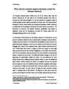 imperialism essay conclusion