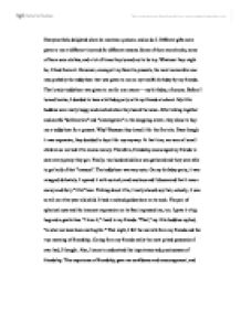 Leisure Time Activities Short Essay