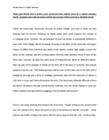 brideshead revisited essay topics