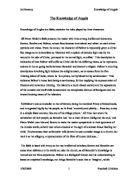 frankenstein quest for knowledge essay Frankenstein essays: the search for knowledge is major in frankenstein in victors quest for knowledge he attempts to go beyond what is.