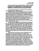 thesis of compare and contrast essay example