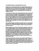 telemachus maturity essay