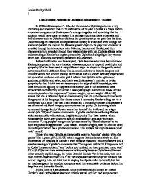 hamlets hamartia term paper