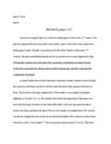 george ajuga essay