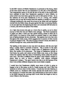 Othello Essay Geography In Othello  Alevel English  Marked By  Evaluation Of Bbc Version Of Othello