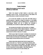 elliot essay preludes and rhapsody