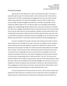 Sigmund Freud Dream Essay