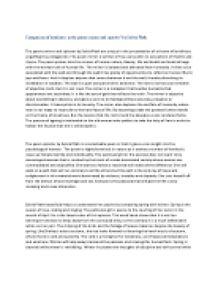 Sylvia plath mirror analysis essay