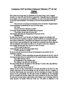 As level english lit essays