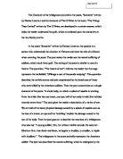 an unpredicted new kind of warfare essay