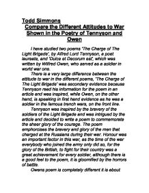 different attitudes to war essay Essay on war in this essay, christopher dawson (1889-1970), widely regarded as one of the great historians of the 20th century, reflects on the tragedy of war he begins by briefly surveying.