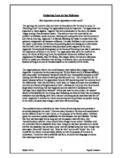 chapter 1 2 outline of the enduring