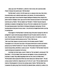How To Write A Synthesis Essay Page  Zoom In Simple Essays In English also Good Health Essay James Joyce Wrote The Dubliners A Collection Of Short Stories  English Essay Com