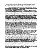the handmaids tale 12 essay Year 2, year 2000, qmc original essay on the role of power in the handmaids  tale this answer was based on close analysis of the.