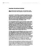 The lovely bones student essays