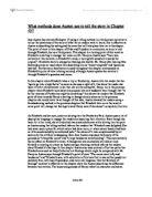 Pride and prejudice critical essay