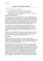 Safeguarding Adults From Abuse Booklet Essay Sample