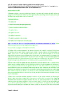 anti discriminatory practice 5 essay Unit 2 p5 m3 d2 essay eva rands unit 2 p5: describe how anti-discriminatory practice is promoted in health and social care settings m3: discuss the difficulties that may arise when implementing anti-discriminatory practice in health and social care settings.