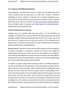 Synthesis Essay Introduction Example Purposes And Methods Of Research Pollution Essay In English also Mental Health Essay Unit  P  How I Used Resources To Research A Healthcare Topic  Proposal Essay Topics