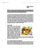 Nutraceuticals and Functional Components in Nutrition and Food