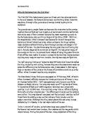 why did parliament win the civil war essay