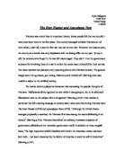 The Devil And Tom Walker Essay The Deer Hunter And Apocalypse Now English Literature Essay Topics also Carpe Diem Essay The Era Of Good Feelings  Alevel History  Marked By Teacherscom Self Evaluation Essay Examples