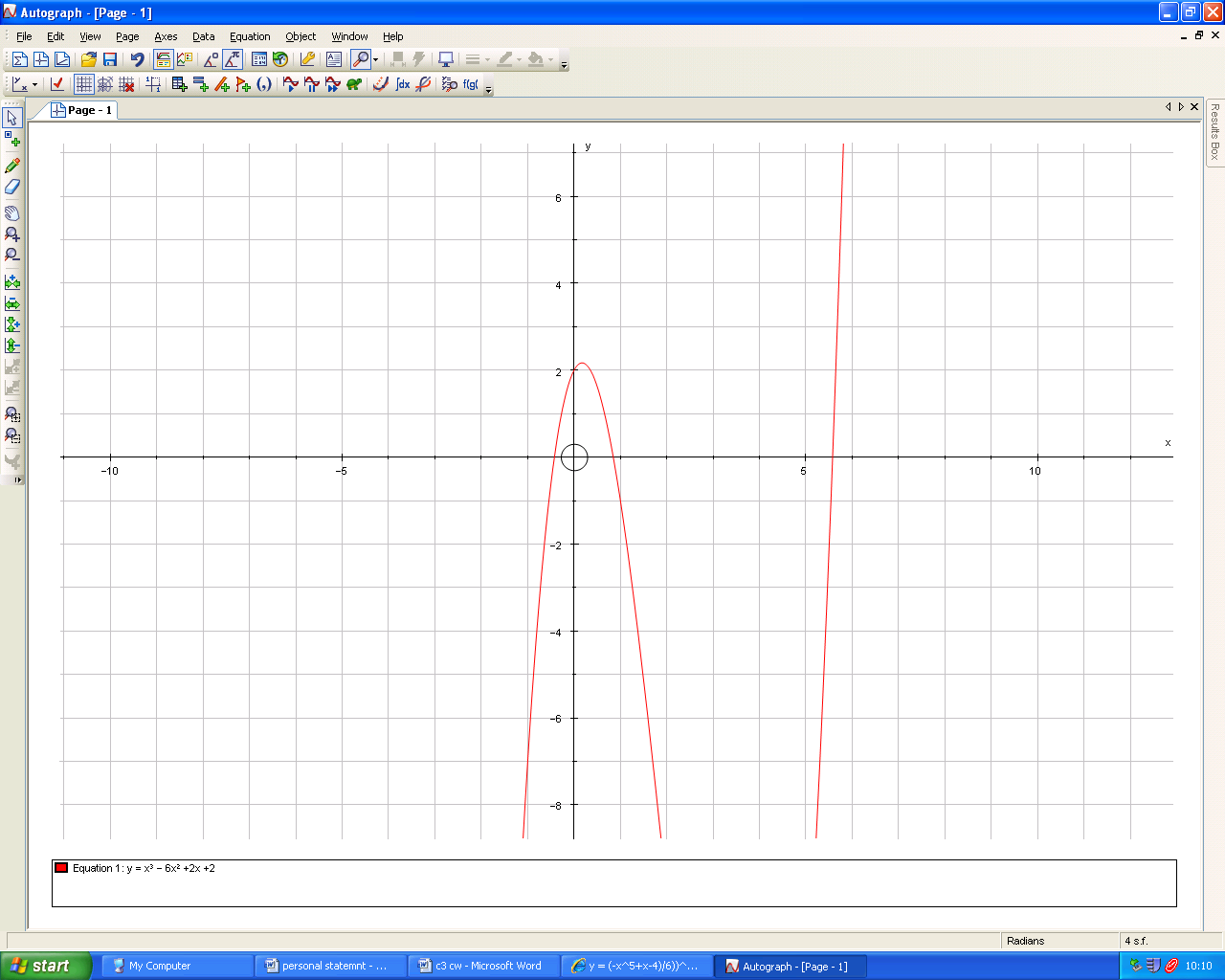 G c s e maths coursework