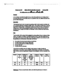 handling data coursework maths