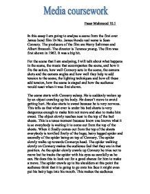 James bond essay introduction