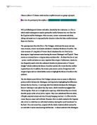 english encountering conflict essay essay Writing an essay on conflict this information is related to the old vce english curriculum context encountering conflict and is not part of the new vce english.