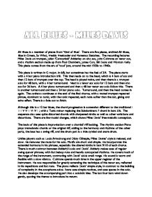 Personal Memoir Essay Page  Zoom In Steps In Writing Essay also Essay Writing About Mother Koko  Duke Ellington And All Blues  Miles Davis  A  Expert Essay