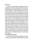 beauty of music essay