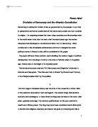 Bourgeois Liberal Democracy Essays - image 6