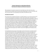 Essay on Psychology Research Paper on Schizophrenia