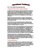 eyewitness testimony accuracy essay Although colder weather is the primary factor an eyewitness researcher would be much more useful and comfortable in specifying treatments for how to increase the accuracy of an eyewitness's testimony than in predicting whether or not that eyewitness's testimony is accurate.