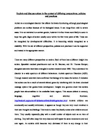 parenting styles essay conclusion