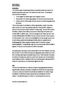 privations effects on a child essay