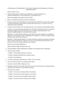 aqa psychology unit 3 essay plans The best a level psychology revision website you don't need to write 24 mark essay answers aqa psychology unit 3 7182 schizophrenia model essay answers.