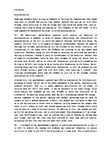How to Write an Introduction in Procrastination essay introduction