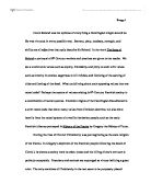 Samples Of Persuasive Essays For High School Students The Song Of Roland Proposal Essay Topic Ideas also College English Essay Topics Literary Criticism Of Uncle Toms Cabin Psychological Lense  A  Literary Essay Thesis Examples