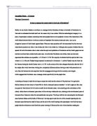 literary criticism of uncle toms cabin essay