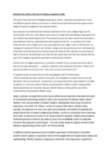 the different forms and types of literature english literature essay Close reading is deep analysis of how a literary text works it is both a   depending on the type of paper you have been assigned, your ideas may need  to be.