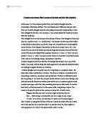 Essay on helping someone