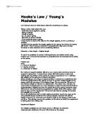 investigating hookes law essay Hooke's law experiment report done by yovaphine wijaya – 11 science 1 aim  to investigate hooke's law for simple strings or rubber.
