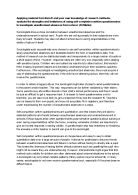 Georgetown business school essays